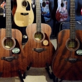 Ibanez Artwood series acoustic guitars