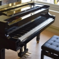 Boston grand piano at Paul Jurjan College of Music
