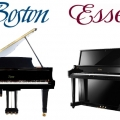 10% discount to Boston and Essex pianos!