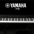 #BeHome #BeCreative with Yamaha P-45!