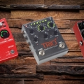 #BeHome #BeCreative with Boss, DigiTech and Mesa Boogie guitar effect pedals!