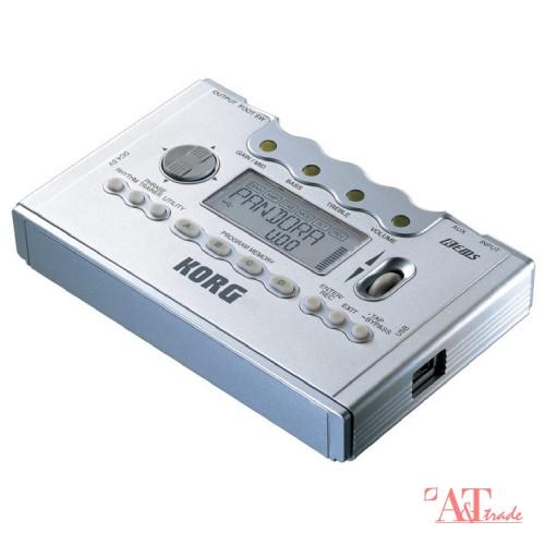 KORG Pandora PX5D guitar effects processor