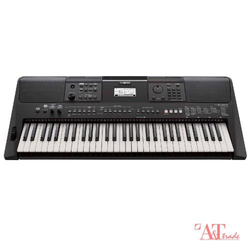 yamaha psr e463 portable keyboard. Black Bedroom Furniture Sets. Home Design Ideas